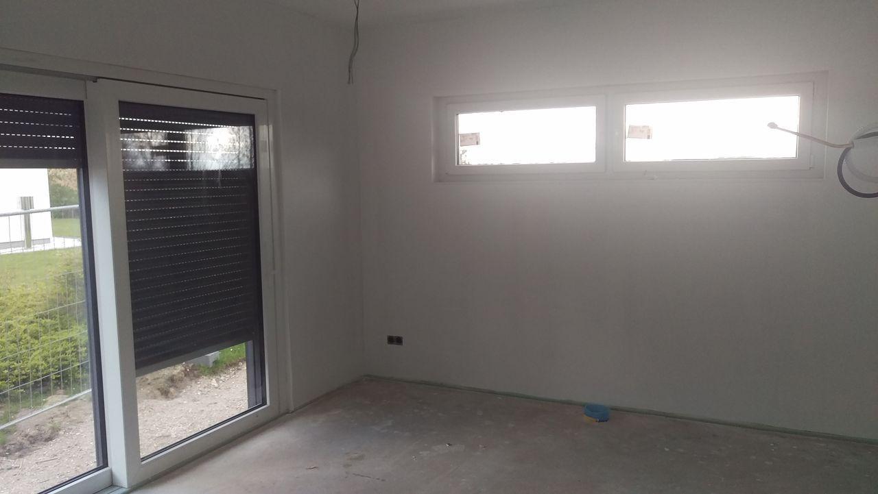 Malerarbeiten kfweffizienz40plus neubaumusterhaus okalhausinleipzig leipzig stromspeicher photovoltaik musterhaus