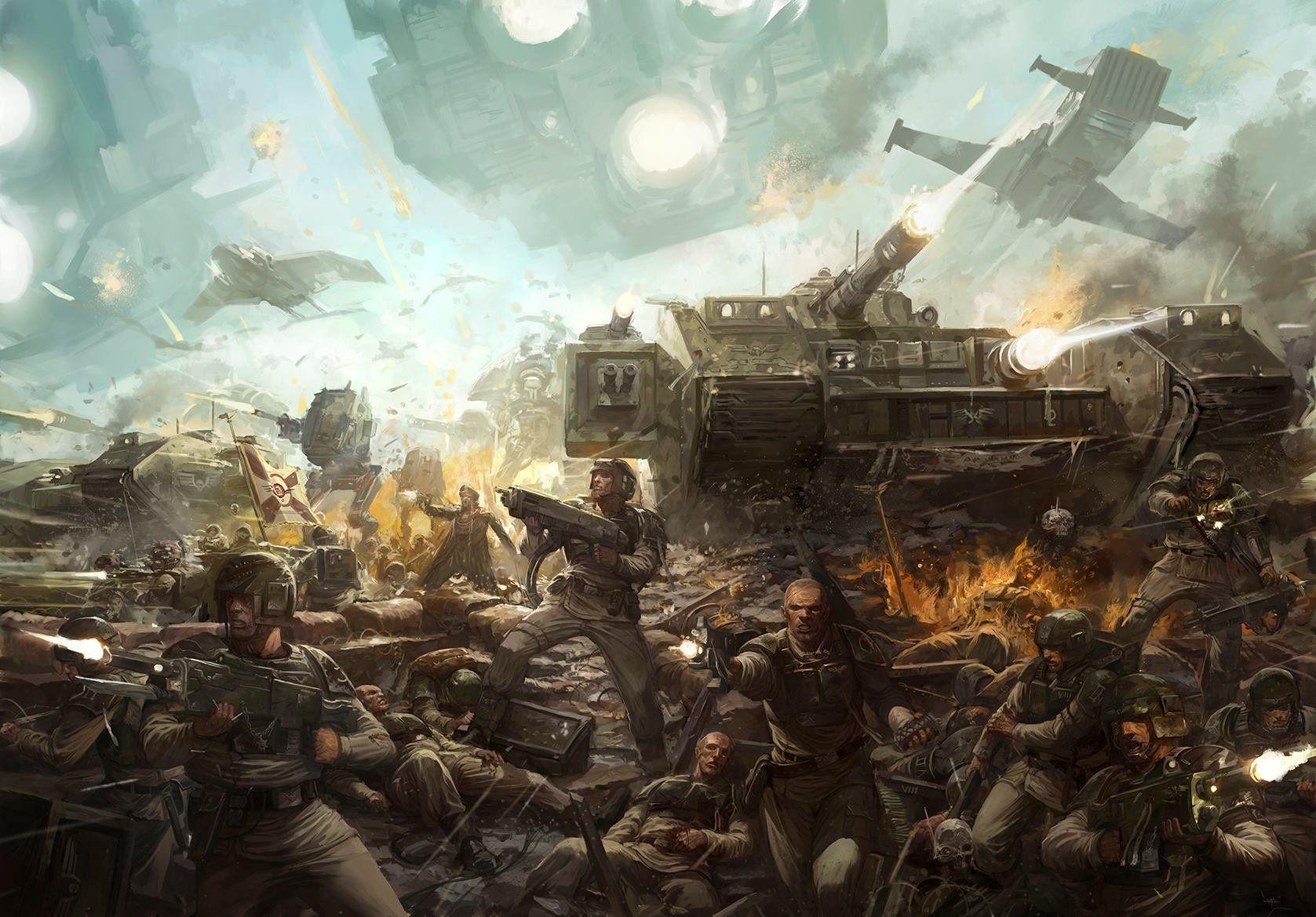 40k Wallpapers Warhammer Art Warhammer 40000 40k