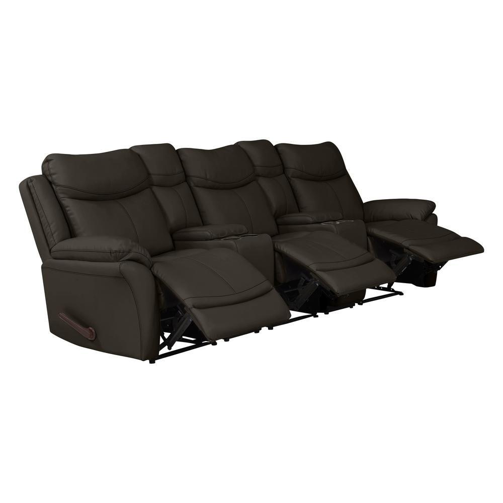 Brace 3 Seater Recliner Sofa