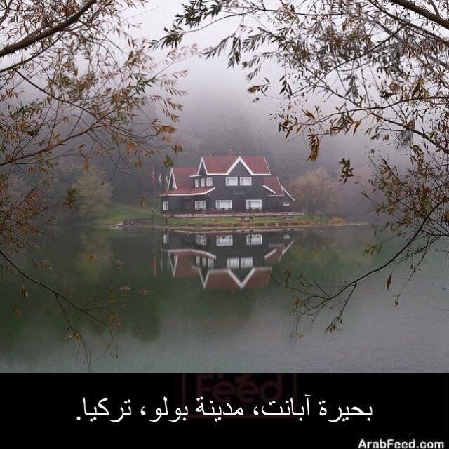 صباح الخير الصورة من بحيرة آبانت مدينة بولو تركيا Turkey Photos Instagram Posts Instagram