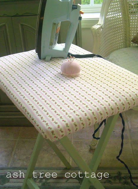 Ash Tree Cottage: Trash To Treasure Folding Table