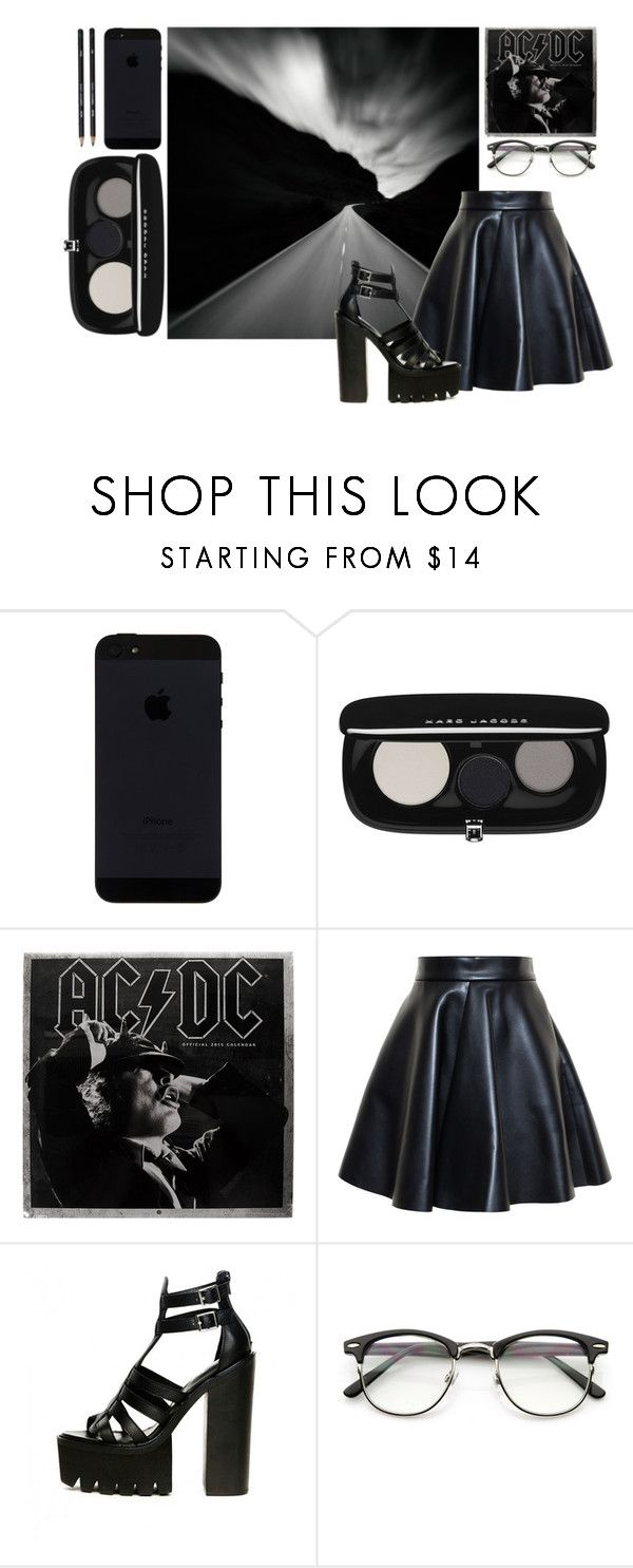 """#72. Outskirts"" by whiplash-ht ❤ liked on Polyvore featuring MSGM and Jeffrey Campbell"