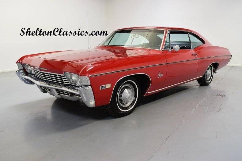 1968 Chevrolet Impala For Sale 2028467 Hemmings Motor News