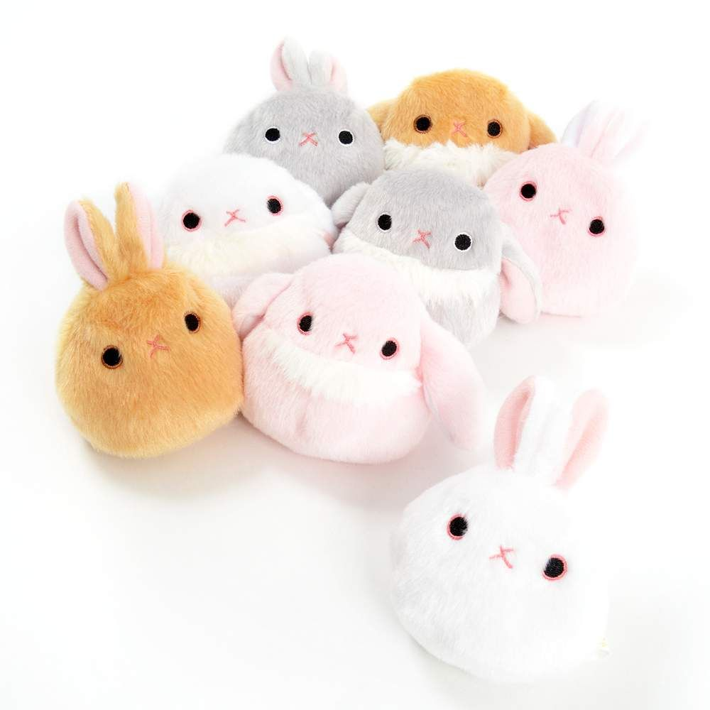 Rabi-dango Plush Collection #bunnyplush
