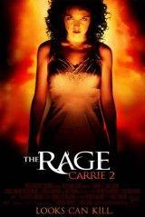 """La ira (The Rage: Carrie 2) de Katt Shea  """". Rachel vive apartada de sus compañeros, y en el instituto nadie habla con ella. Pero esta joven introvertida no se aisla sin motivo: ella sabe que es diferente y quiere ocultar a toda costa eso que le hace sentir distinta: su capacidad para mover los objetos con la mente, el don secreto de la telequinesis. El amor llama a su puerta, pero las consecuencias de lo que va a descubrir serán terribles.   TERROR"""