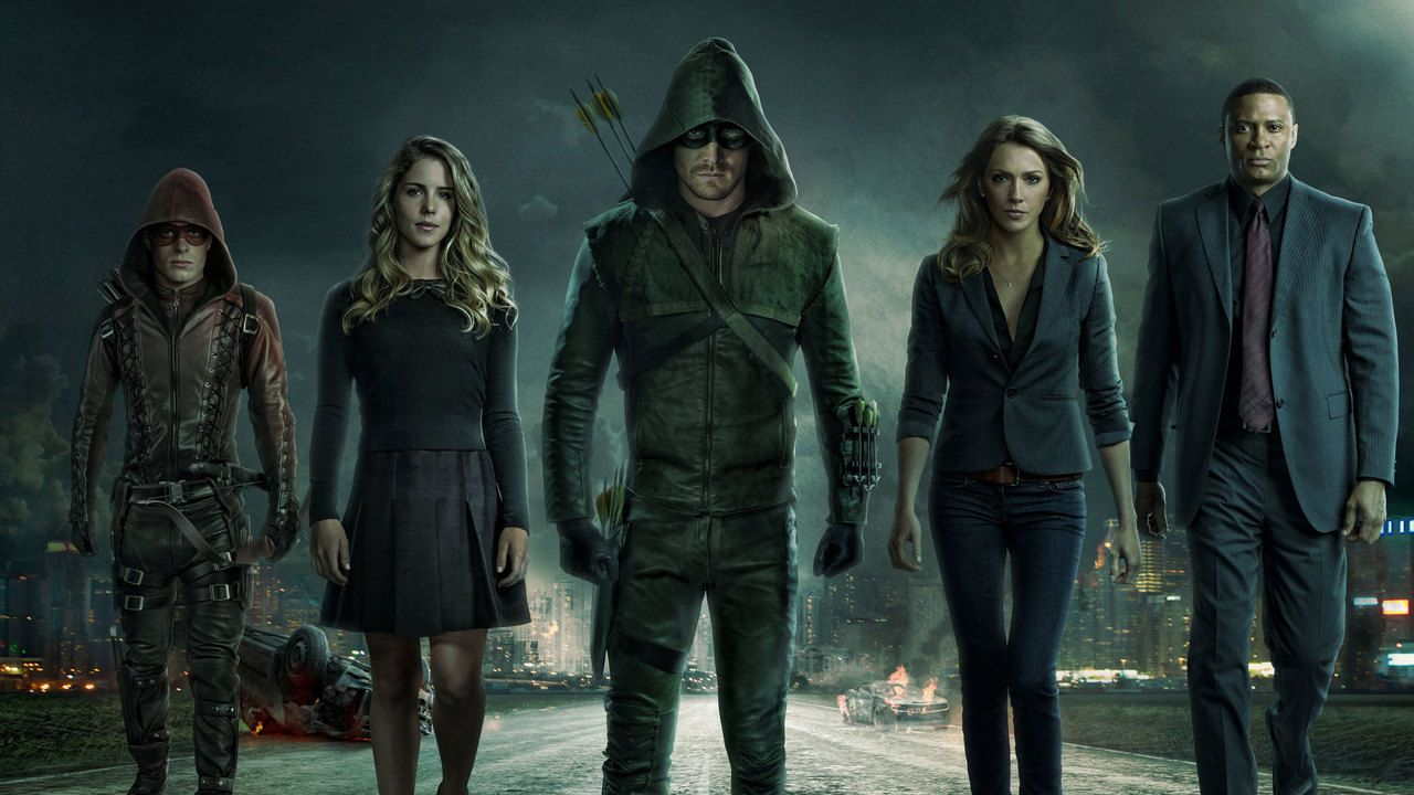 Arrow Full Episodes Free Online