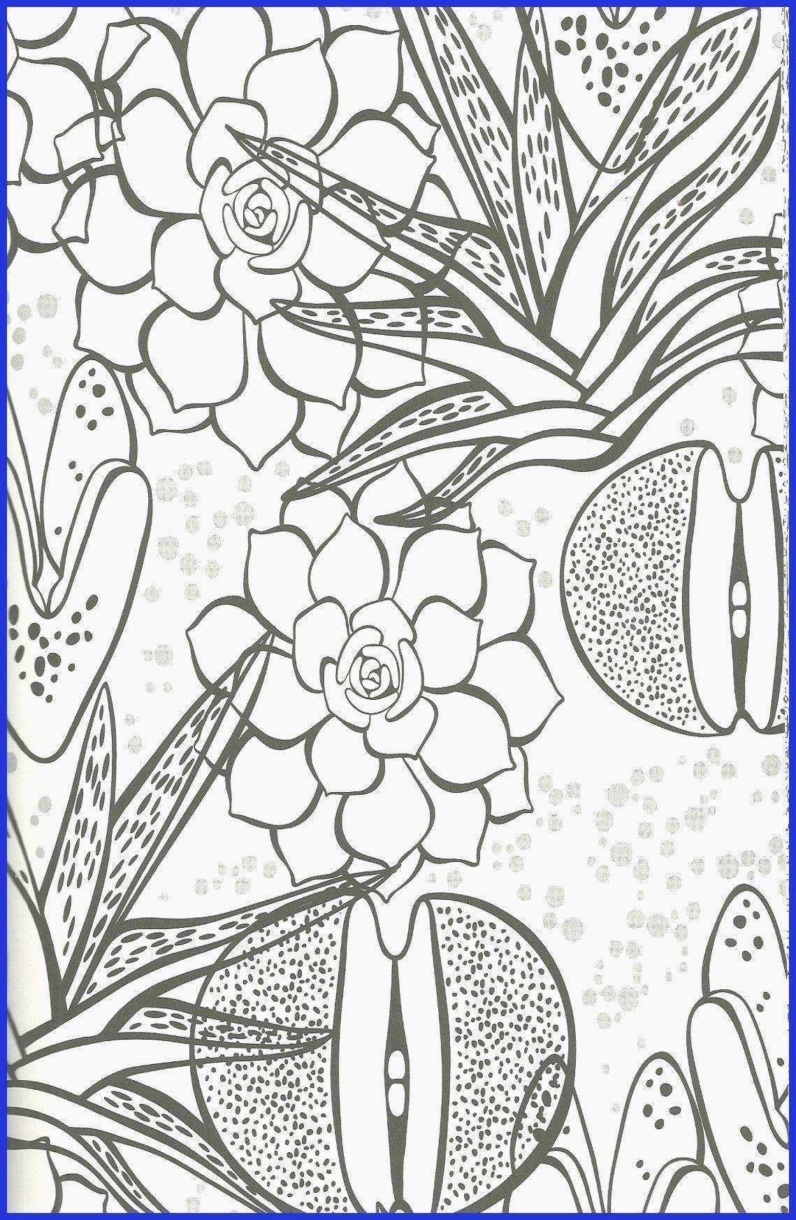 Coloring Books Of Flowers Di 2020