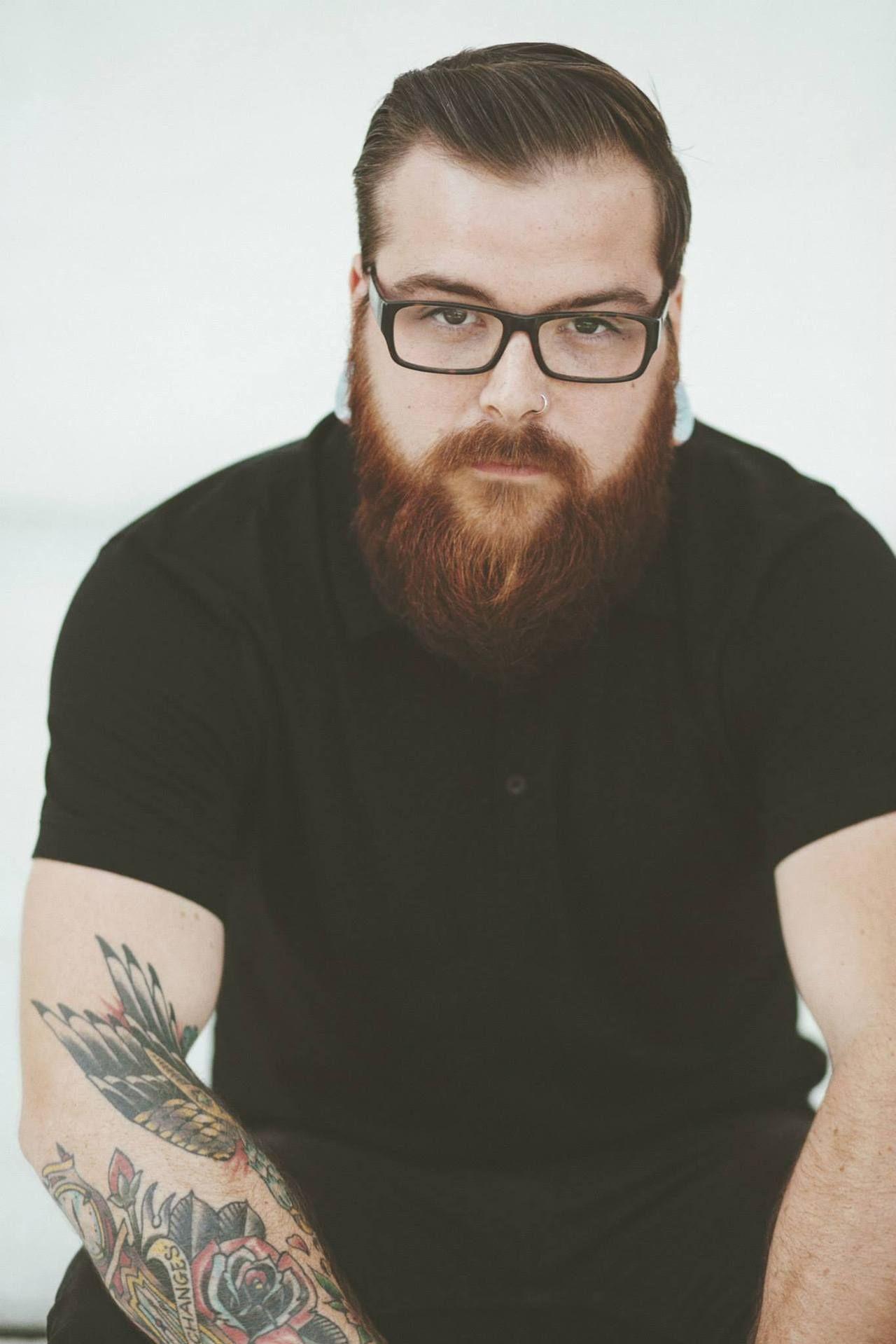 Ooooooooo Beautiful Hombres Gorditos Chicos Con Barba Y Moda Para Gorditos