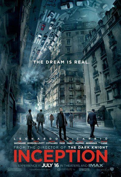 Cool Movie Posters Imdb Inception Movie Inception Movie Poster Leonardo Dicaprio Movies