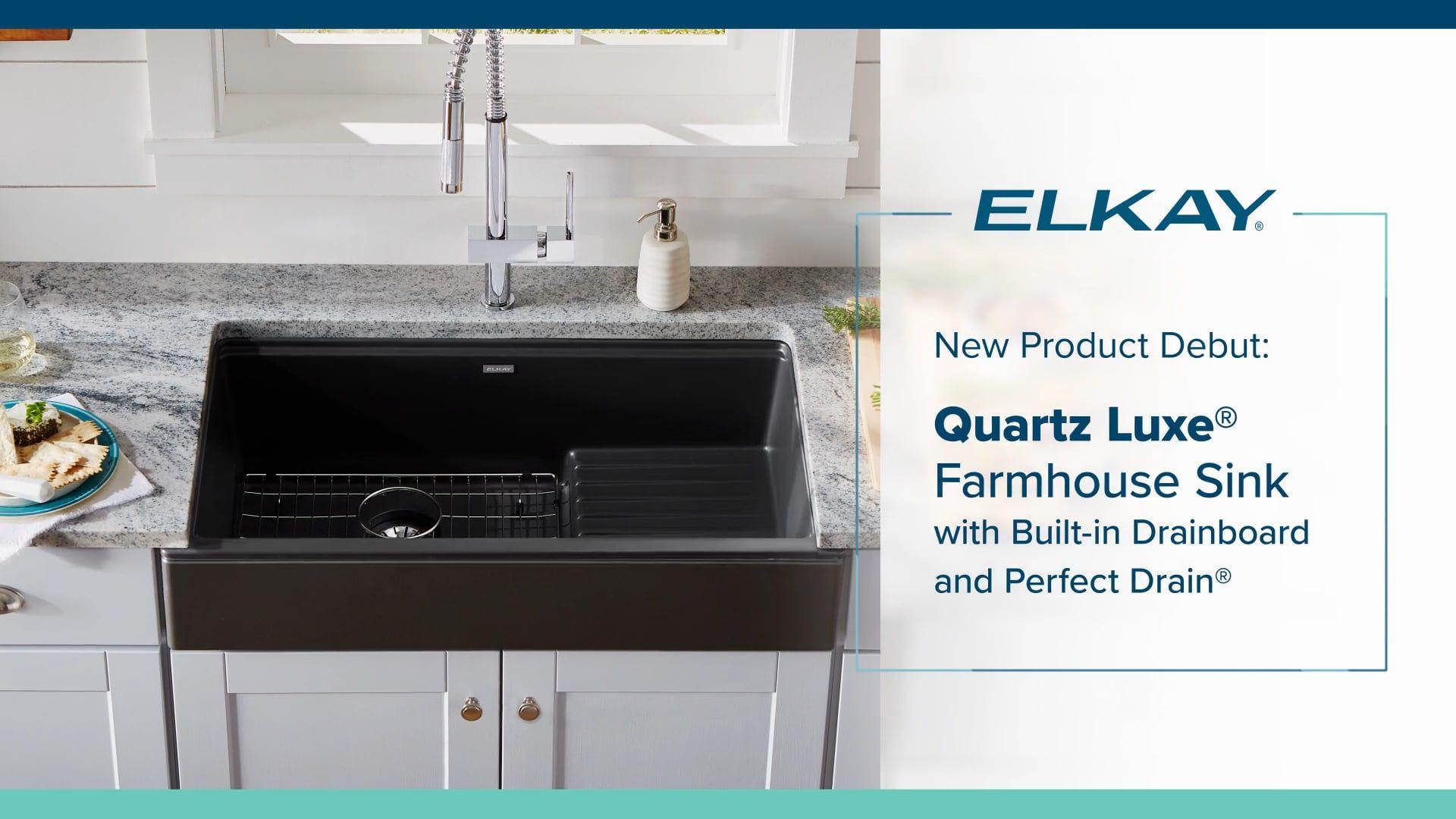 1549792 Spotlight Jan 2019 Dec 2020 Elkay 1080 In 2020 With Images Elkay Farmhouse Sink Double Wall Oven