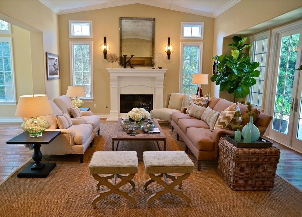 Breezy Beach Living Room Decorating Ideas For The New Year Of