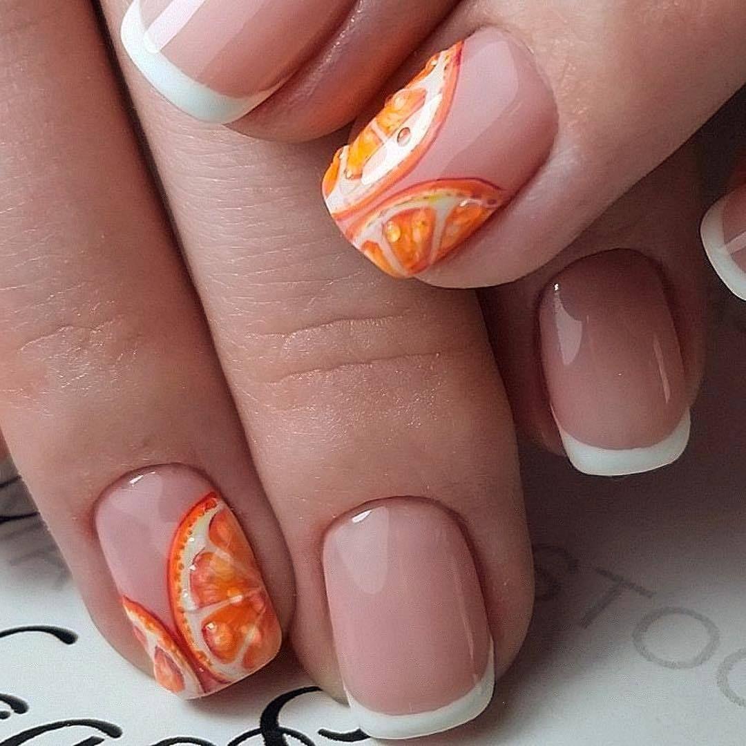 Nail Art #2471 - Best Nail Art Designs Gallery | Marine nails, Nail ...