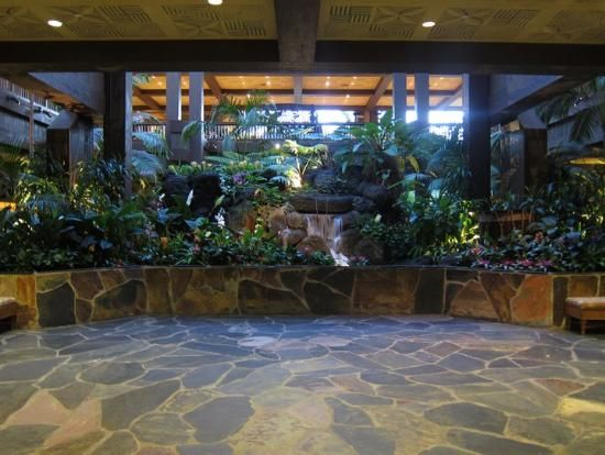 Disney's Polynesian Resort: Lobby