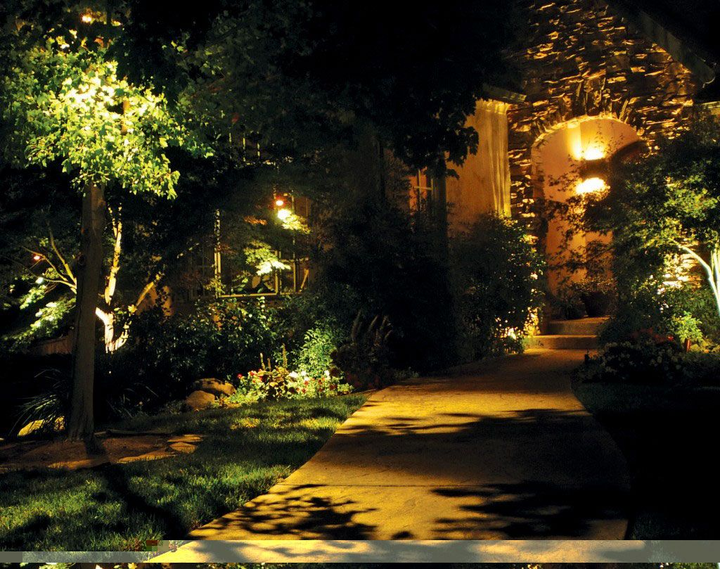 Exterior Designing Outdoor Lighting To Beautify Your Home Elegant Ideas