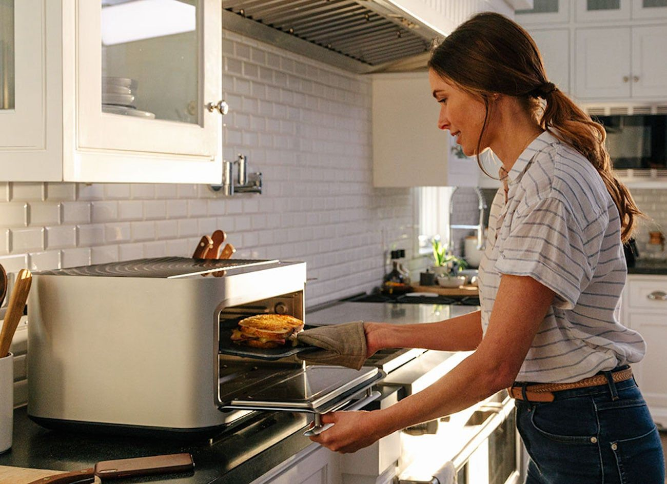 Brava Pure Light Countertop Oven Countertop Oven Countertops