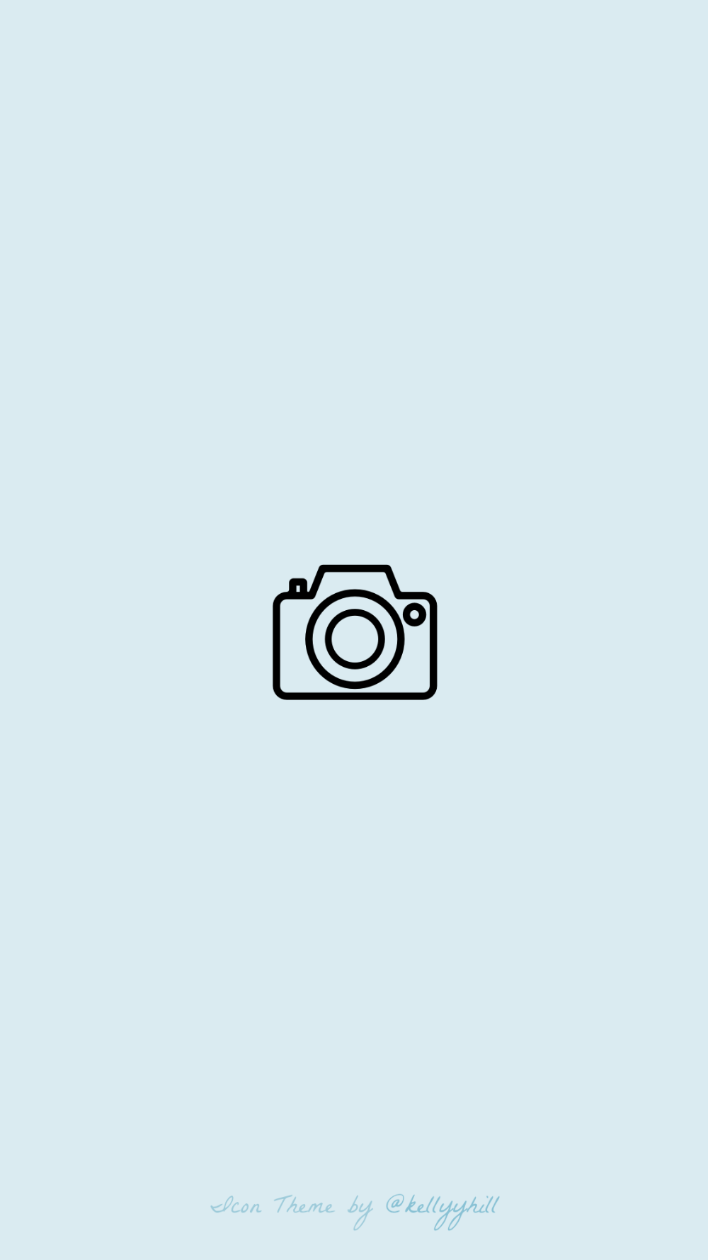 Kelly Hill - Free Instagram Highlights Template -