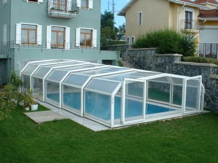 Pool Enclosure Project 1223 Indoor Pool Design Pool Enclosures Indoor Outdoor Pool