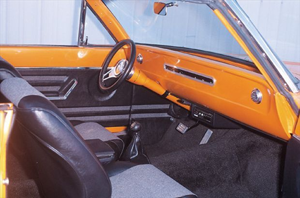 Interior Of My 1964 Ford Falcon Ranchero With Images Home