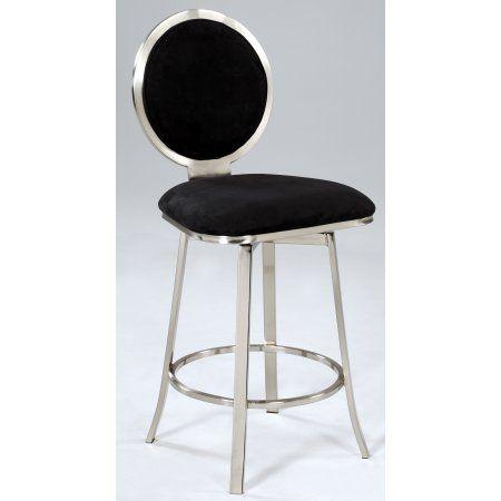 Fantastic 0459 Bella Vita Upholstered Round Back Memory Swivel Counter Creativecarmelina Interior Chair Design Creativecarmelinacom