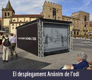 EL DESLPIEGUE ANÓNIMO DEL ODIO. Obra de los artistas plásticos cubanos contemporáneos Yeny Casanueva García y Alejandro Gonzáalez Dáaz, PINTORES CUBANOS CONTEMPORÁNEOS, CUBAN CONTEMPORARY PAINTERS, ARTISTAS DE LA PLÁSTICA CUBANA, CUBAN PLASTIC ARTISTS , ARTISTAS CUBANOS CONTEMPORÁNEOS, CUBAN CONTEMPORARY ARTISTS, ARTE PROCESUAL, PROCESUAL ART, ARTISTAS PLÁSTICOS CUBANOS, CUBAN ARTISTS, MERCADO DEL ARTE, THE ART MARKET, ARTE CONCEPTUAL, CONCEPTUAL ART, ARTE SOCIOLÓGICO, SOCIOLOGICAL ART, ESCULTORES CUBANOS, CUBAN SCULPTORS, VIDEO-ART CUBANO, CONCEPTUALISMO  CUBANO, CUBAN CONCEPTUALISM, ARTISTAS CUBANOS EN LA HABANA, ARTISTAS CUBANOS EN CHICAGO, ARTISTAS CUBANOS FAMOSOS, FAMOUS CUBAN ARTISTS, ARTISTAS CUBANOS EN MIAMI, ARTISTAS CUBANOS EN NUEVA YORK, ARTISTAS CUBANOS EN MIAMI, ARTISTAS CUBANOS EN BARCELONA, PINTURA CUBANA ACTUAL, ESCULTURA CUBANA ACTUAL, BIENAL DE LA HABANA, Procesual-Art un proyecto de arte cubano contemporáneo. Por los artistas plásticos cubanos contemporáneos Yeny Casanueva García y Alejandro Gonzalez Díaz. www.procesual.com, www.yenycasanueva.com, www.alejandrogonzalez.org