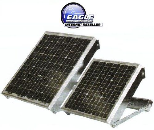 Eagle Solar Panel 20 Watt 24v With Mounting Bracket 15 Lead Wire For Gate Operators Read More At T Solar Panels For Home Solar Panel Cost Diy Solar Panel