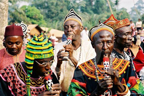 TRIP DOWN MEMORY LANE TIKAR PEOPLE CAMEROON S ARTISTIC