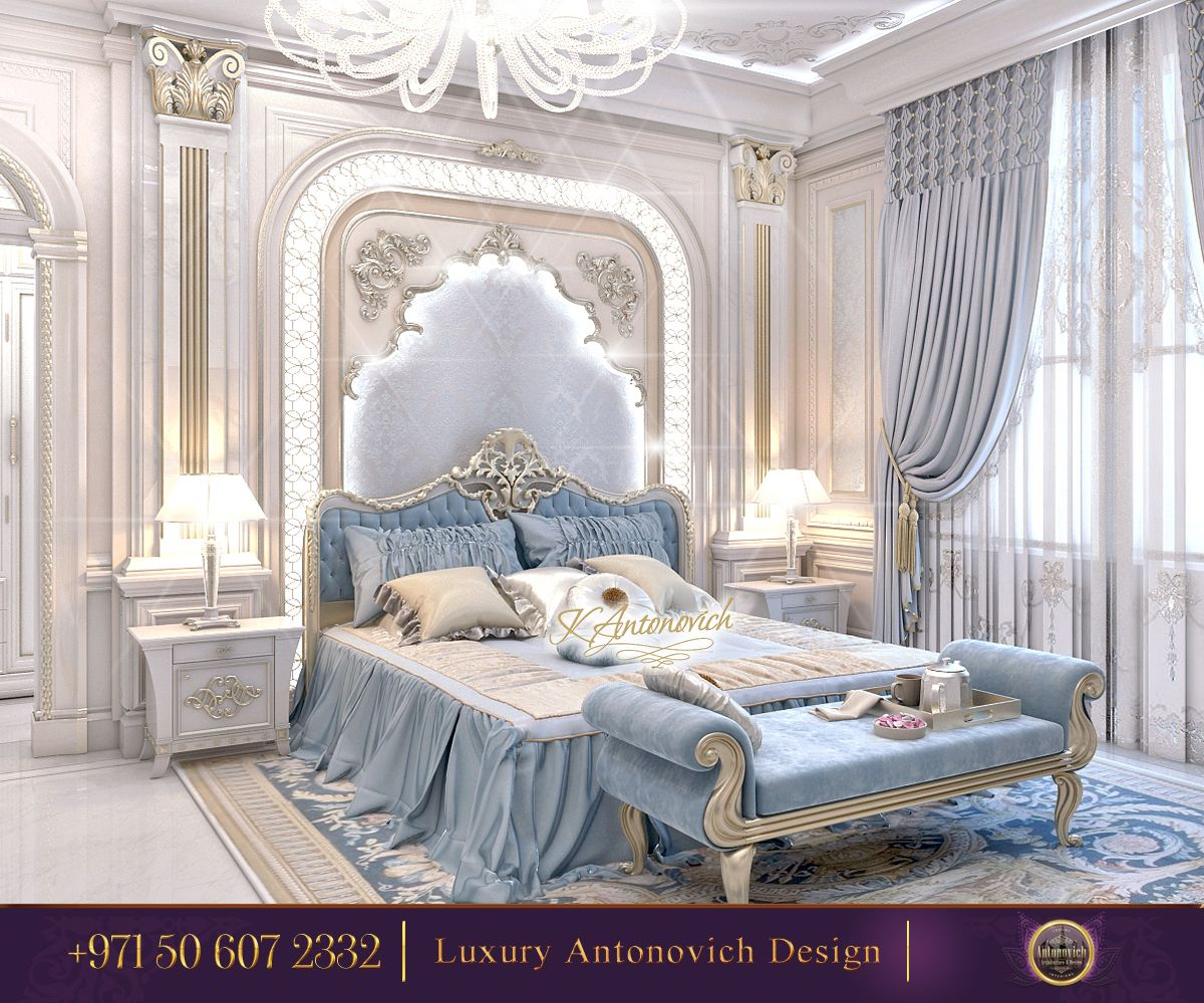 Beautiful Interior Design Of Sophisticated Style