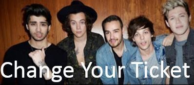 Change Your Ticket One Direction Mp3 Download   Popular Artists