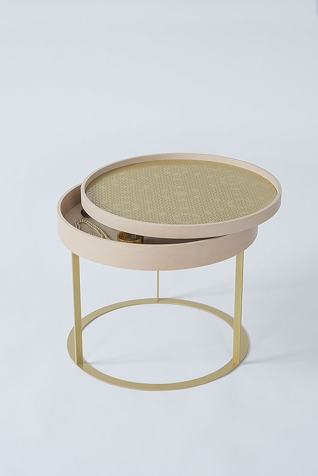 Cooper Side Table 2016 Designed By Nina Mair Inspiration For The Cooper  Design Has Been Drawn From The Colourful City Life Of Cairo.
