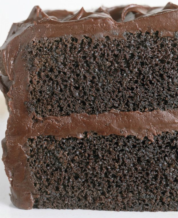 Chocolate Cake | The Definitive Ranking Of Cakes