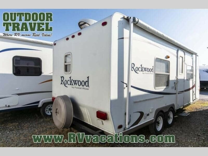 2005 Forest River Empty Empty Travel Trailers Campers