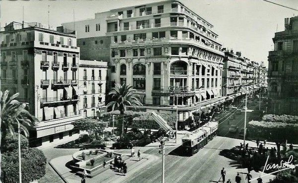 100 Photos De L Algerie Tres Ancienne Pressealgerie Fr La Place Photo Street View