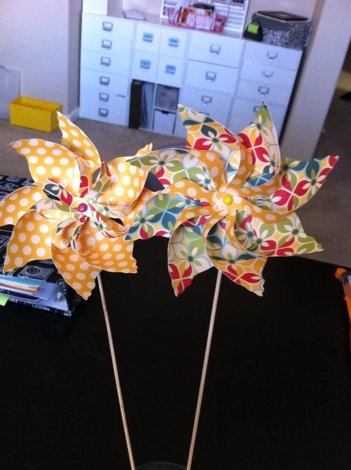 #papercraft #Silhouette creations 3-d pinwheel silhouette cameo