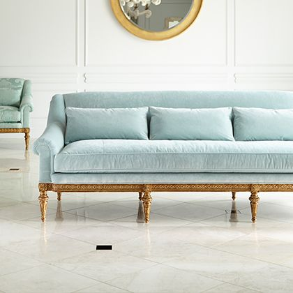 Our Favorite Theodore Alexander Sofa Interior Design Furniture Living Decor