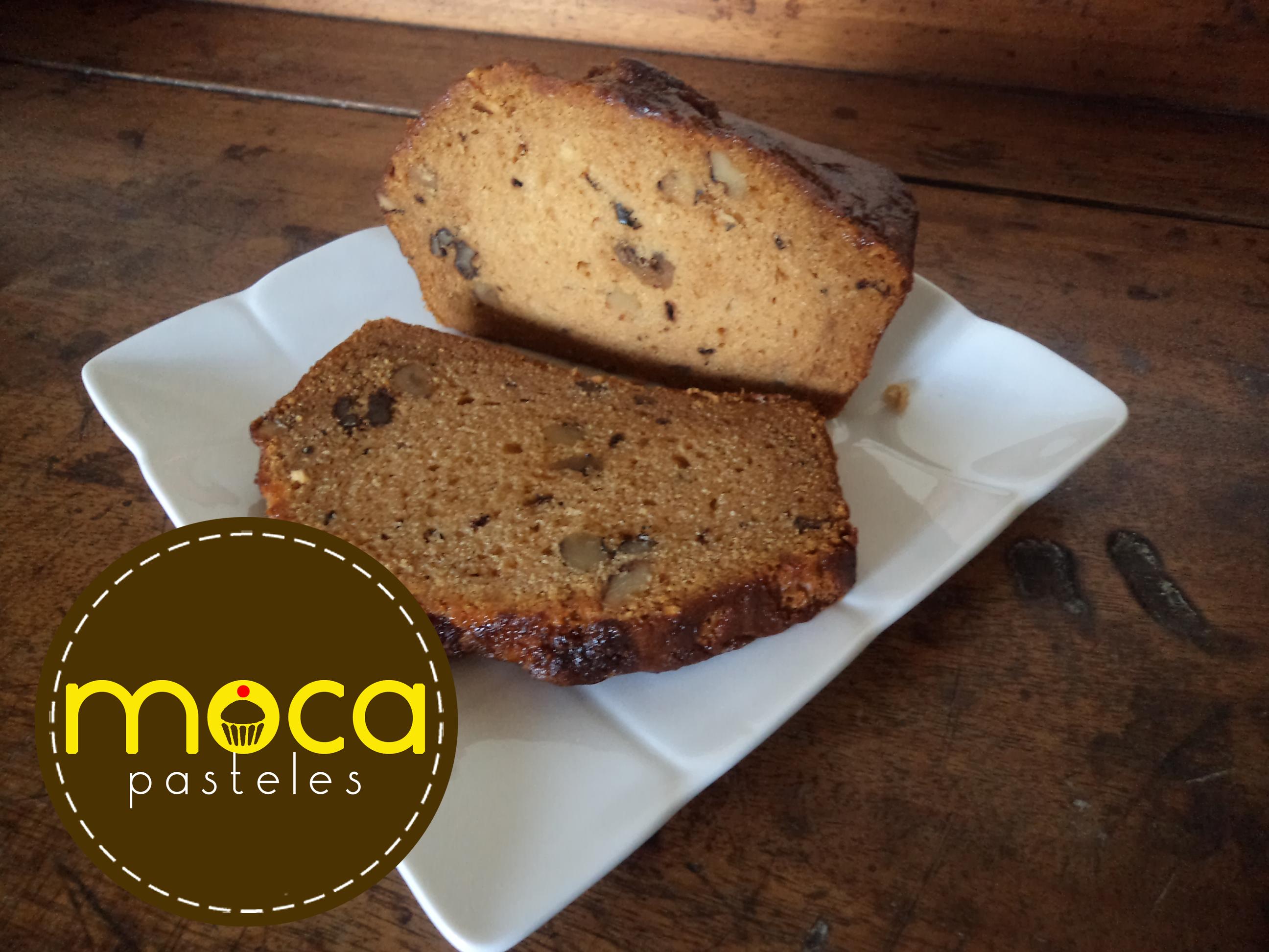 Pan de Miel y Nueces!!  con este panito se te olvida que no puedes comer gluten
