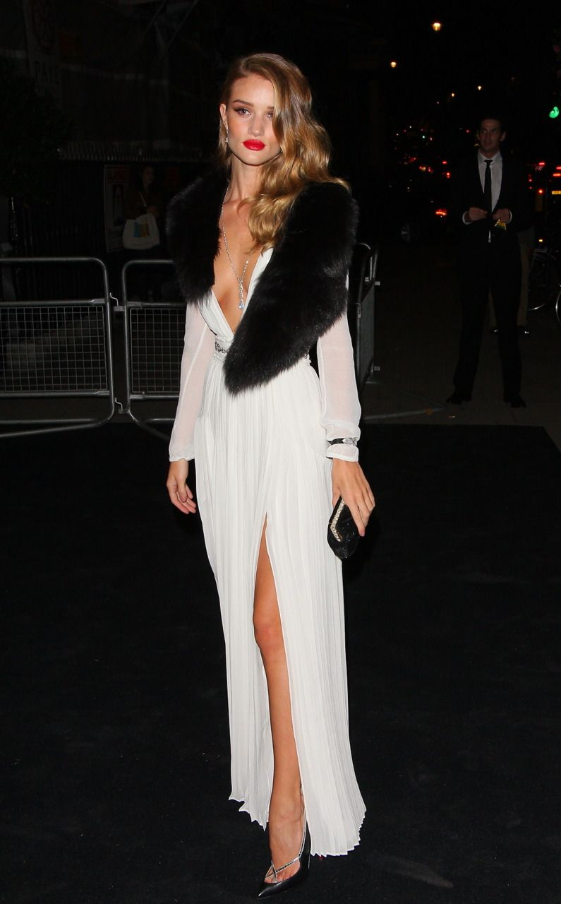 old hollywood glam. rosie huntington-whiteley  dbbe7498b203