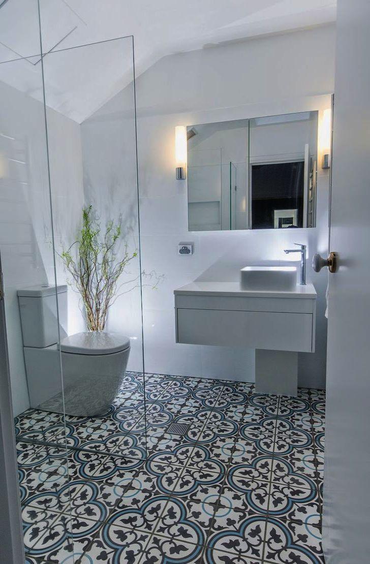 Interdesign Zeno Water Repellent Shower Curtain Modern Black