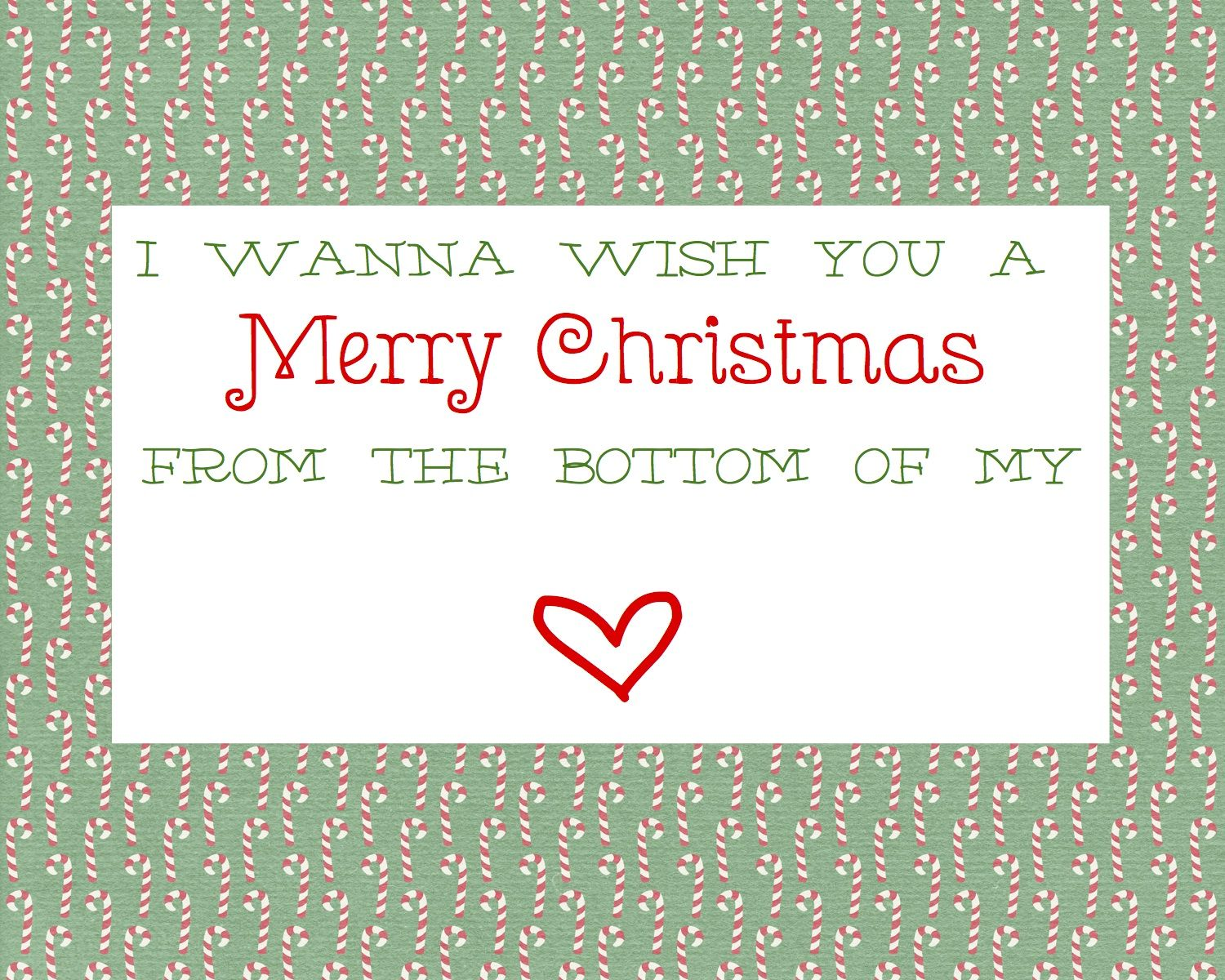 I Wanna Wish You A Merry Christmas From The Bottom Of My Heart With Images Merry Christmas Merry Christmas