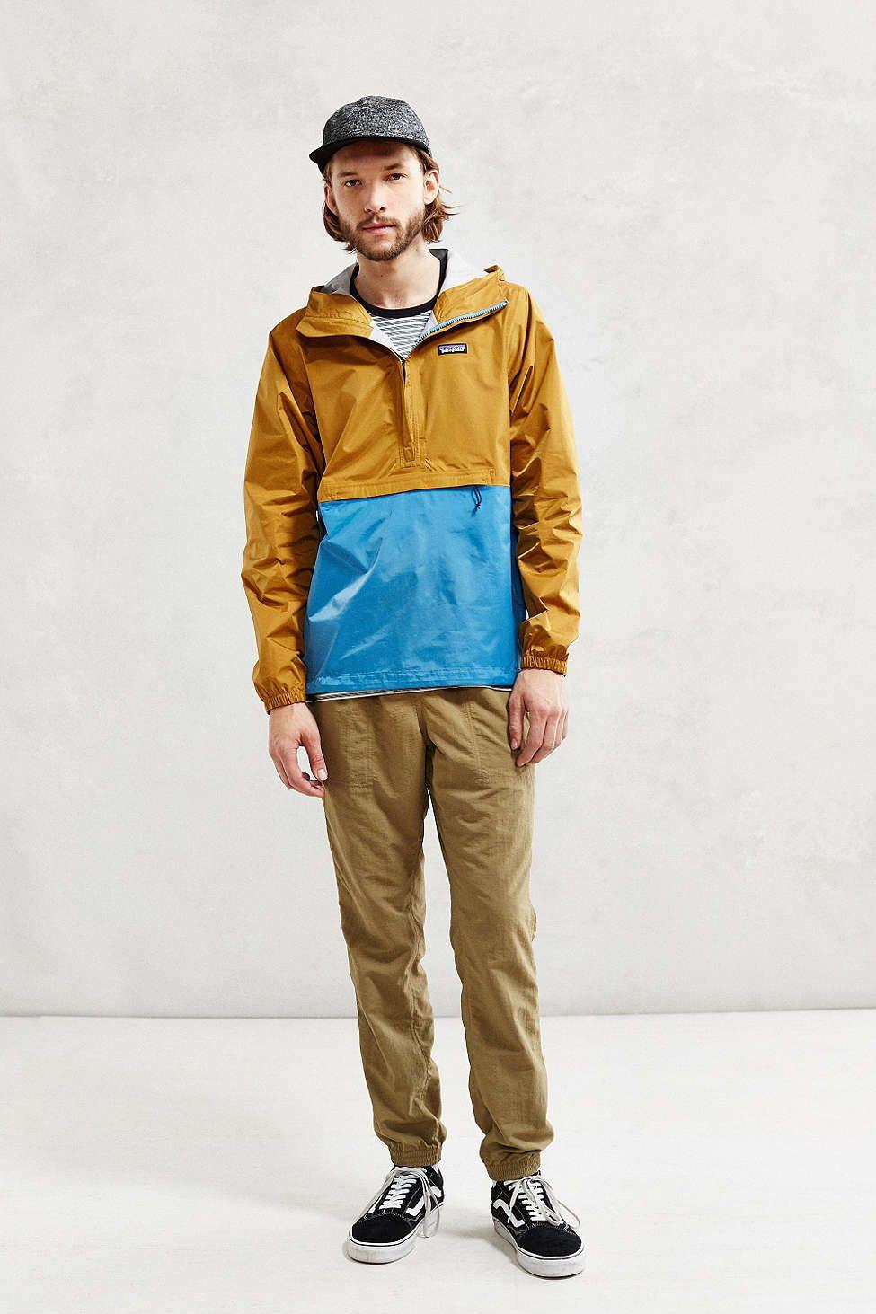 Patagonia Torrentshell Jacket Mens outdoor fashion