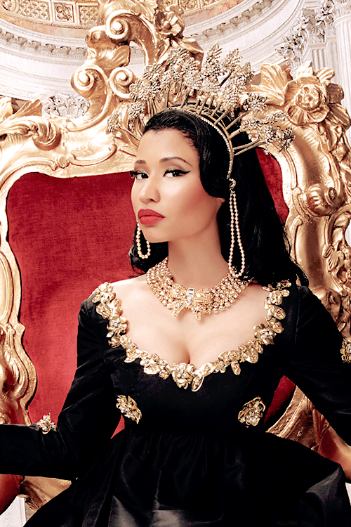 Constantlyfatima You Can Be The King But Hi Nicki Minaj Wallpaper Nicki Minaj Pictures Nikki Minaj
