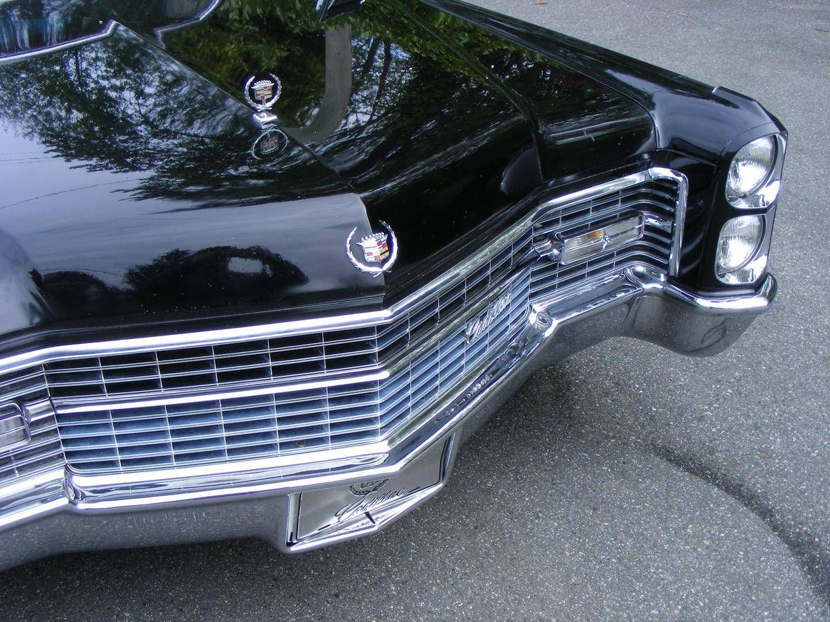 1966 cadillac fleetwood series 75 limousine for sale 1739509 hemmings motor news