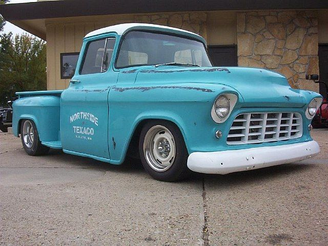 1957 Chevrolet 3100 Shop Truck 57 Chevy Trucks Classic Pickup Trucks Shop Truck