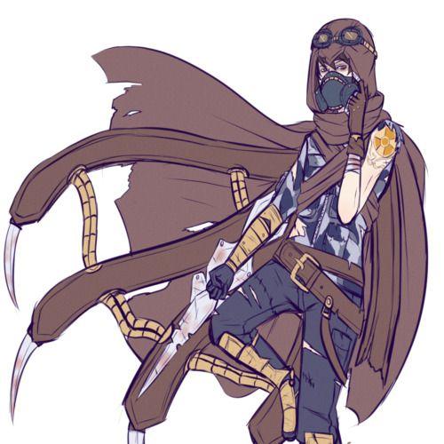 Ask-Talon concept / Post-apocalyptic Talon