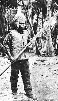 A man of Kiribati