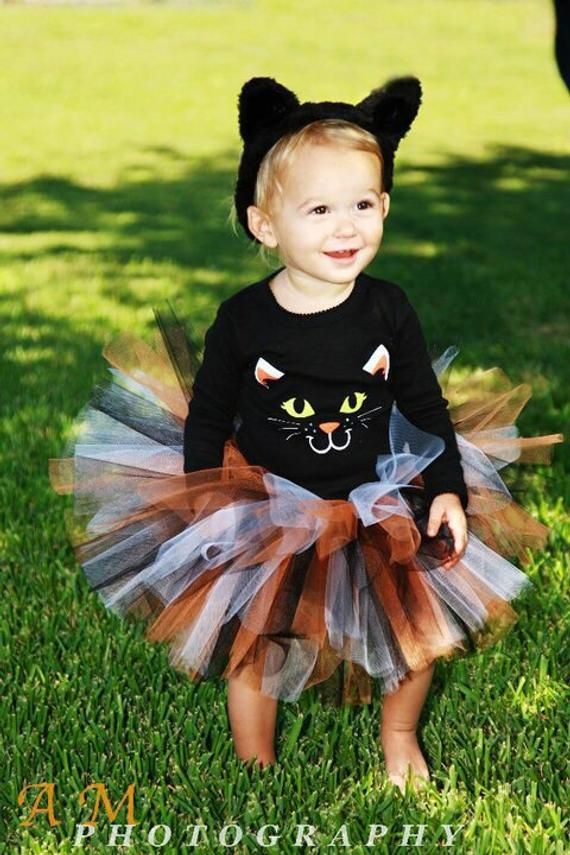 49ec8236f31c Lil Miss Kitty Halloween Tutu Costume ORDER BY 10-26 for Halloween delivery  18 m mos months month