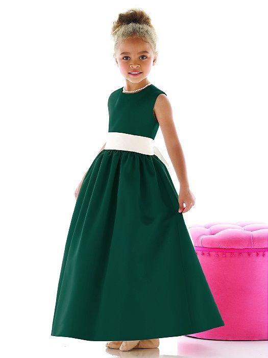 ee645db6818 ... Flower Girl Dress FL4021 http   www.dessy.com dresses