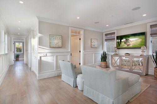 Dunn Edwards Riverbed Color Living Room Orange