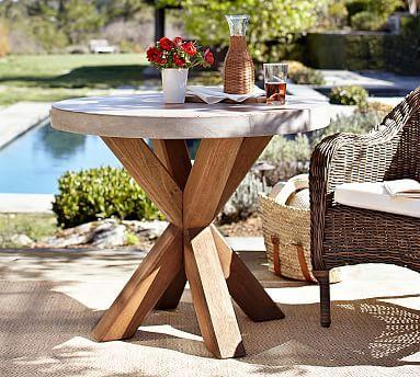 Bistro Patio Furniture.Abbott Bistro Table Brown Home Decor Outdoor Dining Furniture