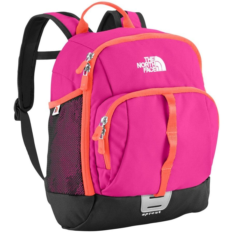 3883ec585842 Pink Kid s Sprout backpack from The North Face