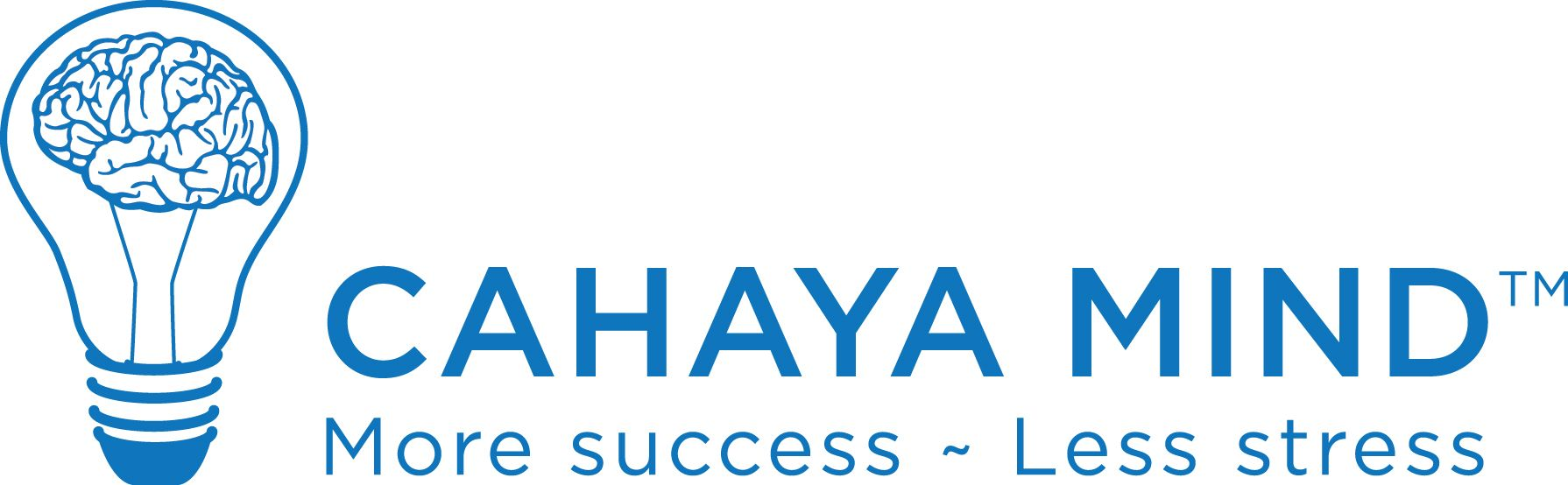 Cahaya in Malay means 'ray of light' or bright luminescence.  So the rough translation is Bright Mind.